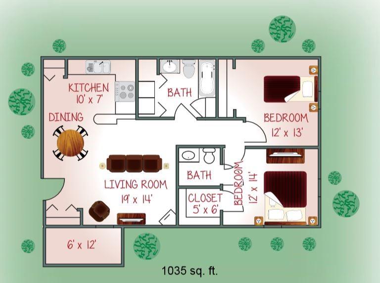 621-02 Floorplan