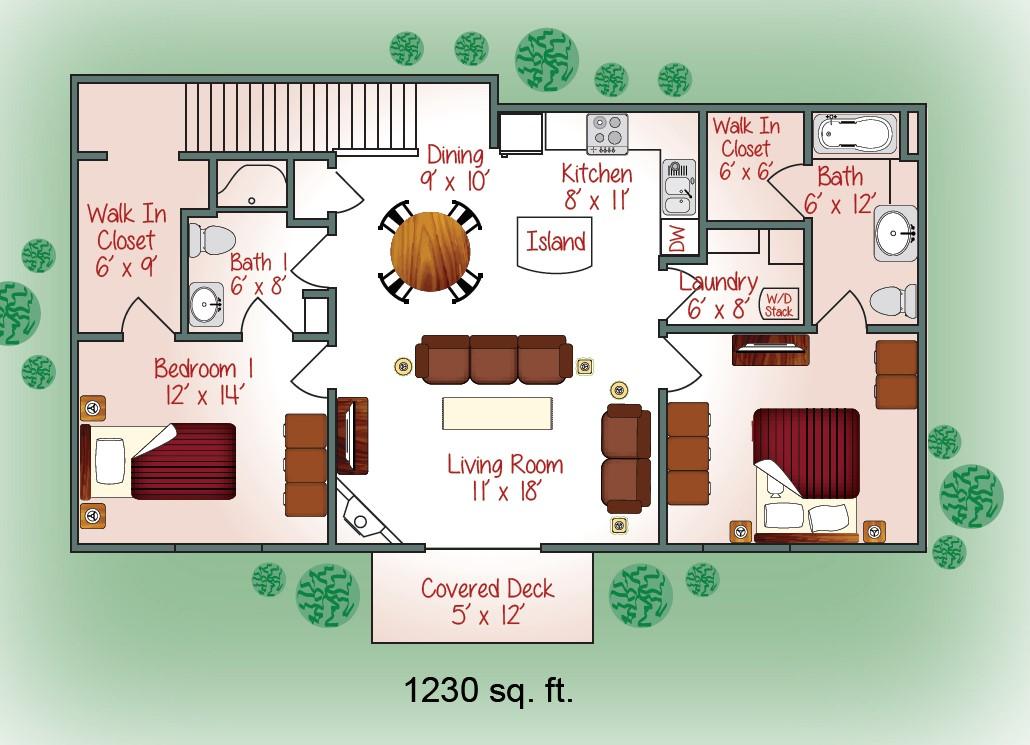 6395-03 Floorplan