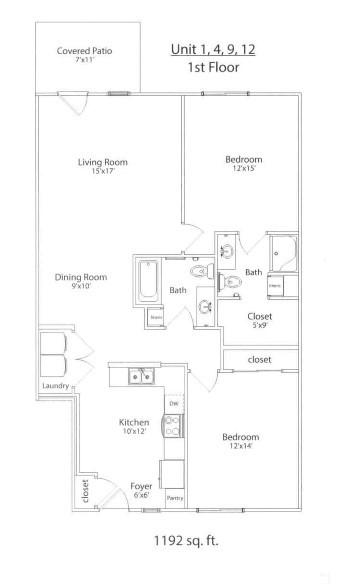 3010-12 Floorplan
