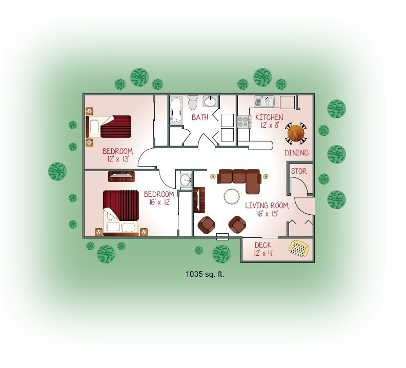 2208-01 Floorplan