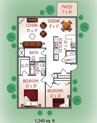 755-02 Floorplan