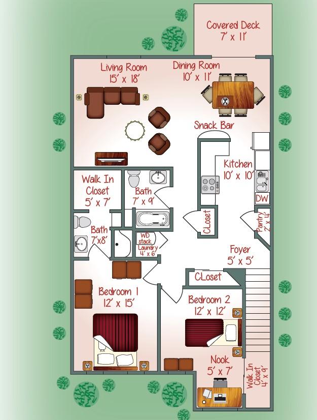6343-11 Floorplan