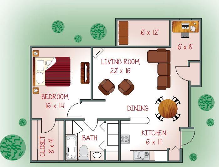661-07 Floorplan