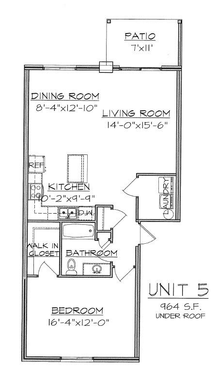 727-01 Floorplan