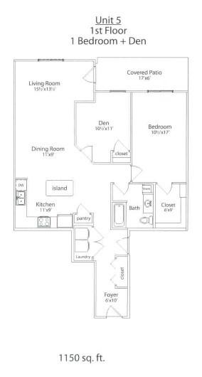 3022-05 Floorplan