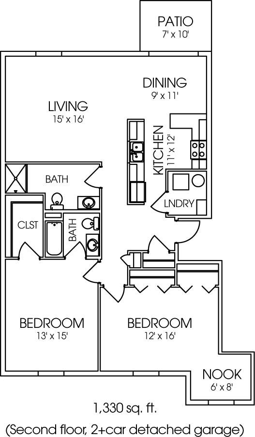 1558-04 Floorplan