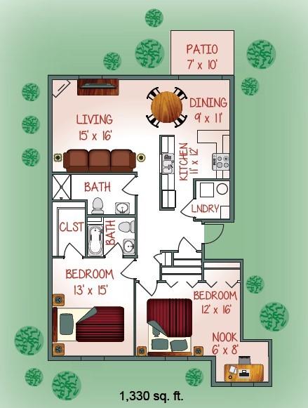783-08 Floorplan